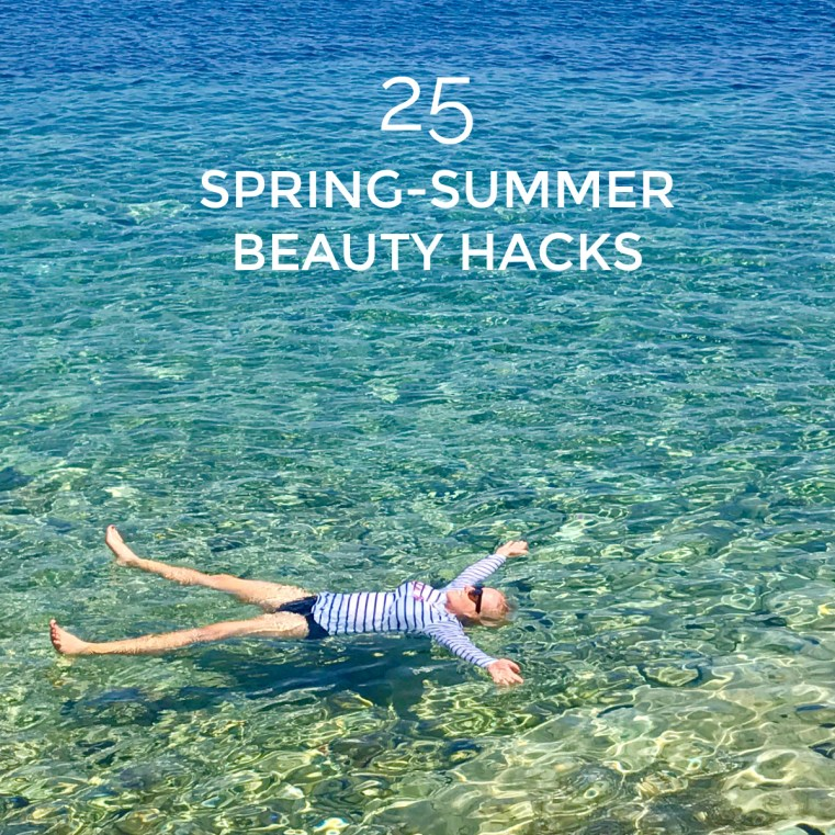 25 spring-summer beauty hacks to tackle the season in style