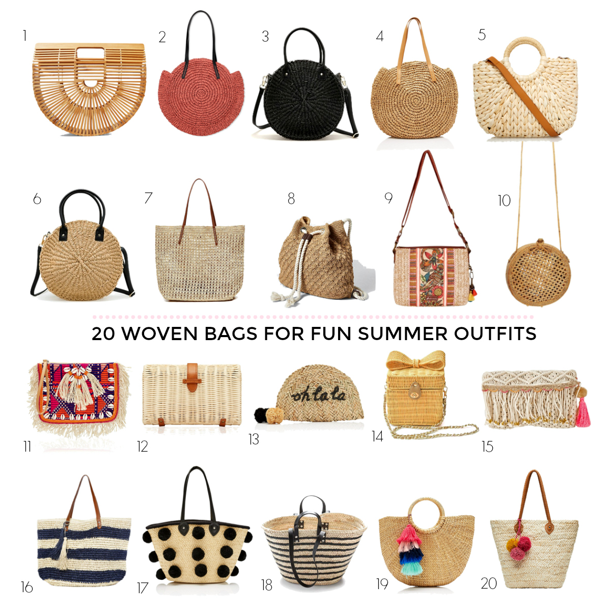 04ce49e0468 The IT bag of summer 2017  here are 20 to buy right now