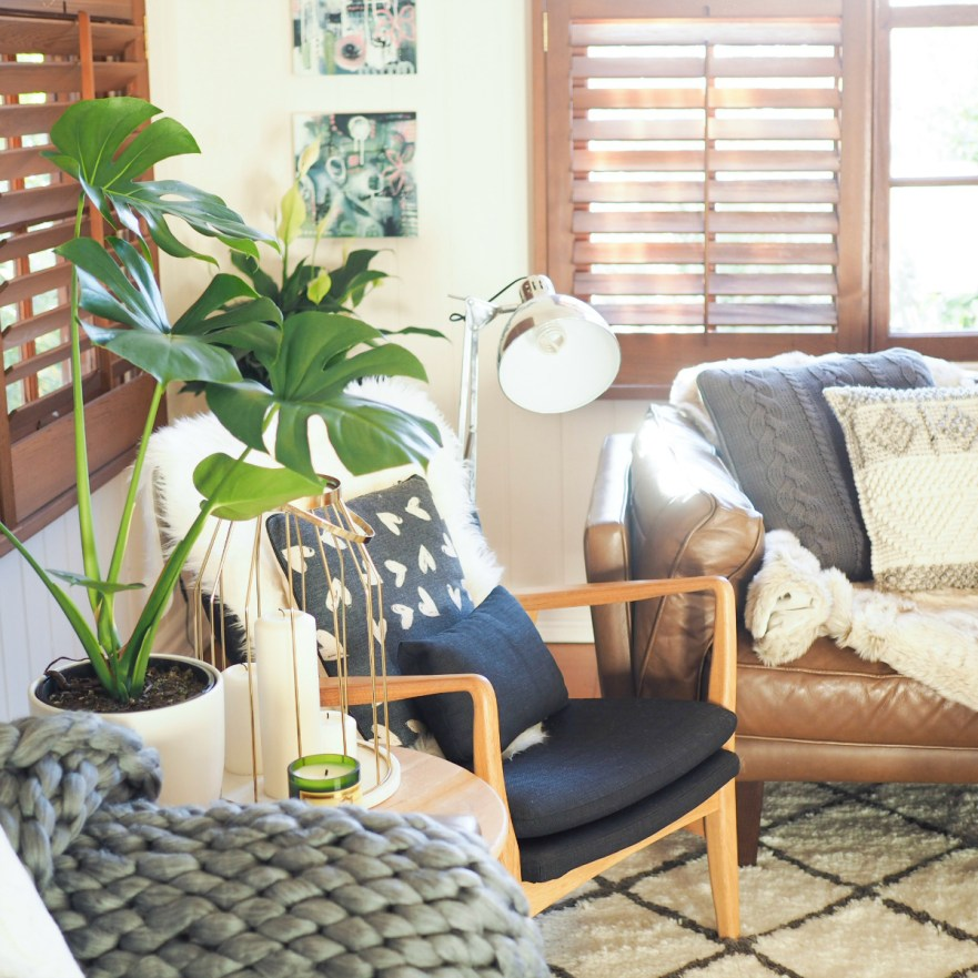 How to change and cosy up a living space for winter