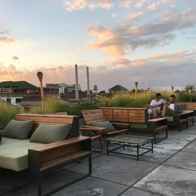 The Slow Rooftop bar | Is Canggu the new Seminyak
