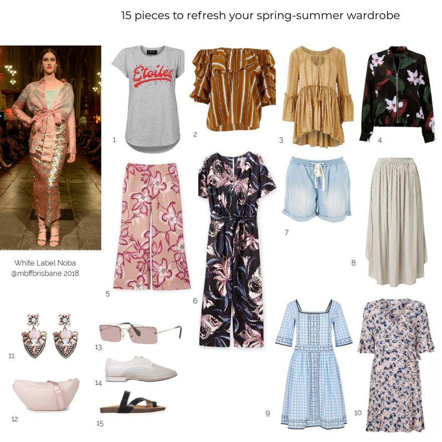 Spring-summer 2018 fashion trends