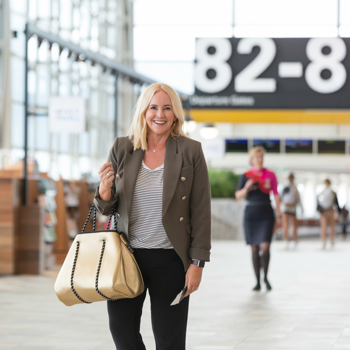 What to do at Brisbane Airport's International terminal