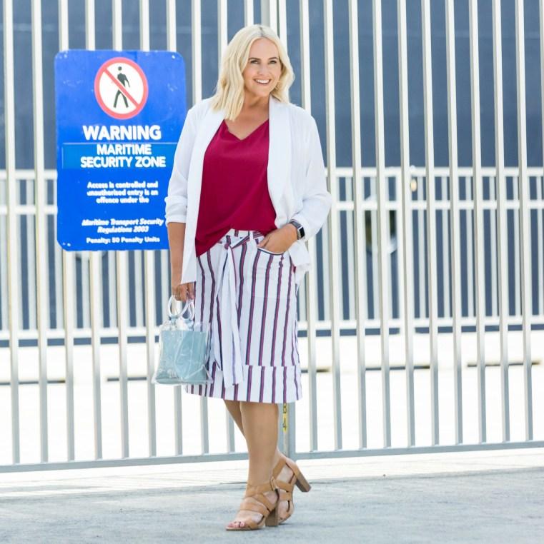 Mela Purdie | Lieve Boutique | Portside Wharf, Brisbane