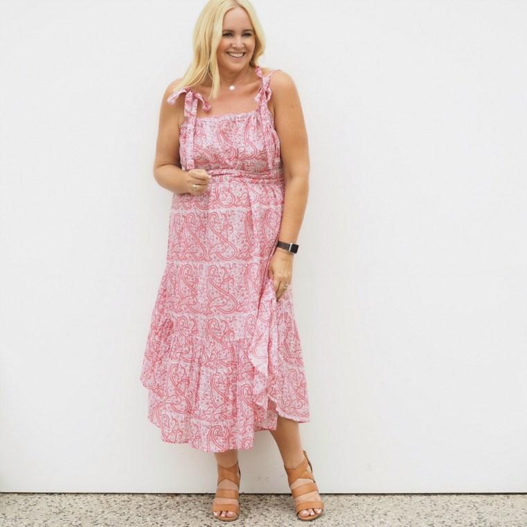 Read and Bell dress dress  Simone Walsh necklace  FRANKiE4 Footwear LiSA heels
