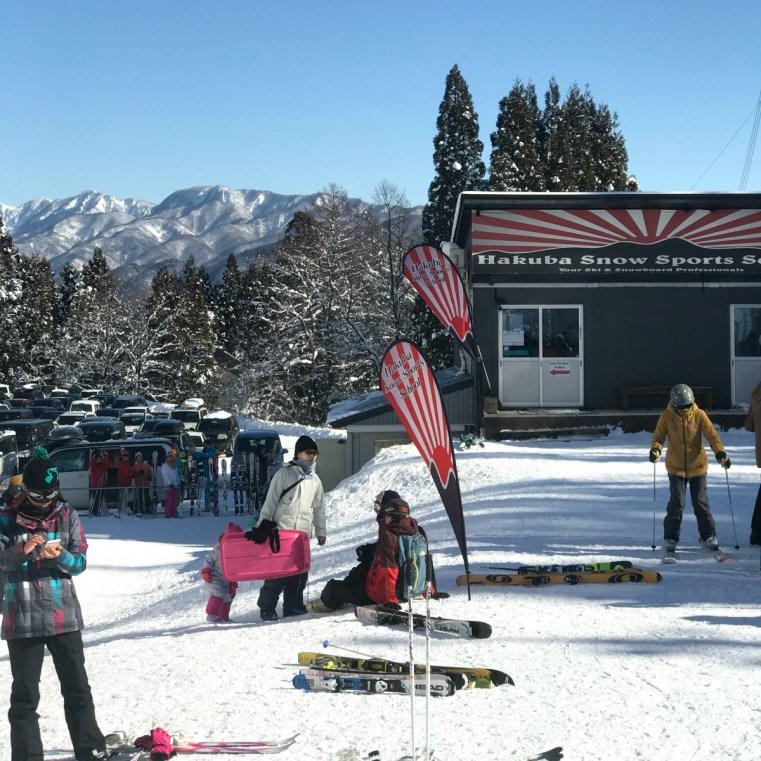 Hakuba Snow Sports ski school