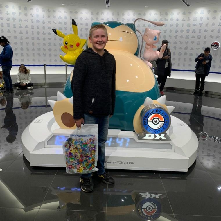 Pokemon Centre, Tokyo, Japan | 48 hours in Tokyo