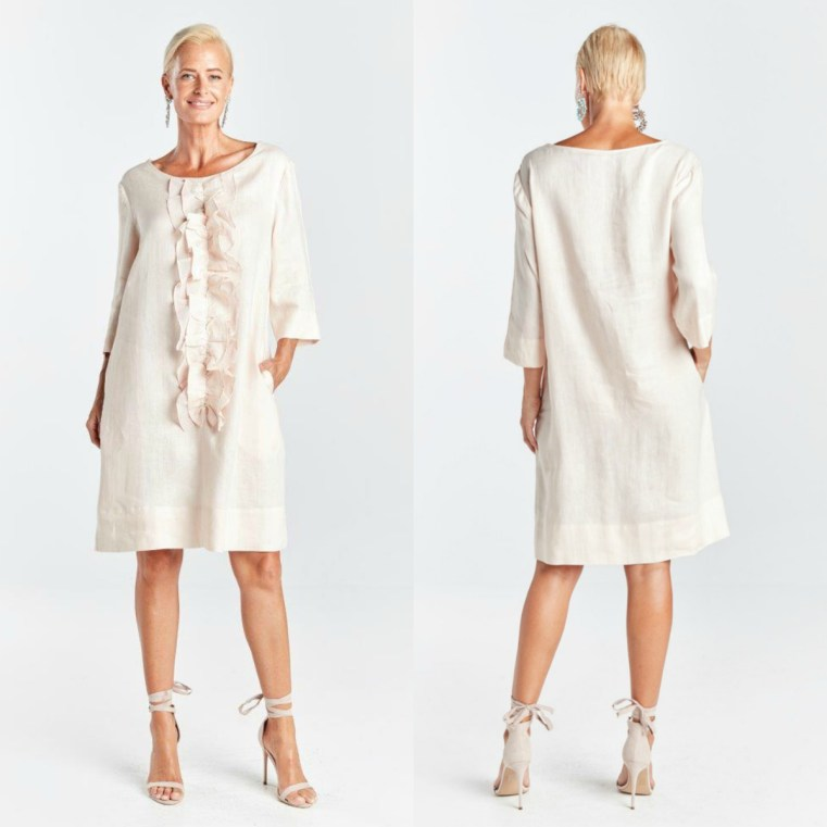 White Label Noba Chloe dress | Wanderlust collection