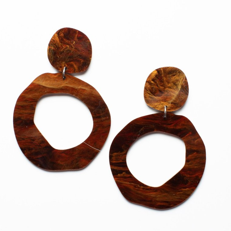 Fred and Ginger earrings