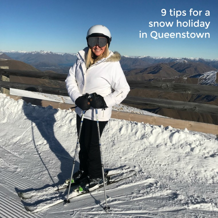 9 tips for a Queenstown snow holiday, New Zealand