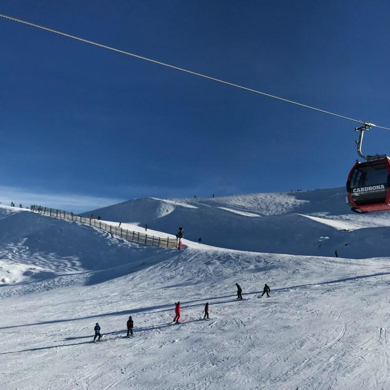 Cardrona ski resort, Queenstown, NZ 3