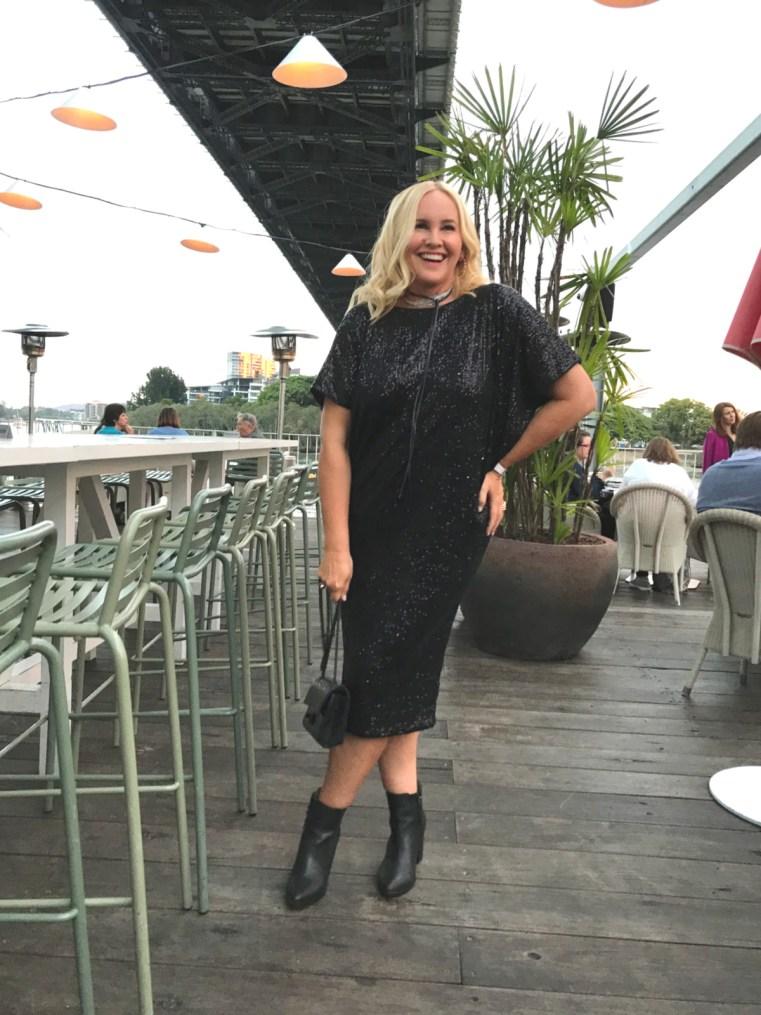 Sacha Drake dress FRANKiE4 boots