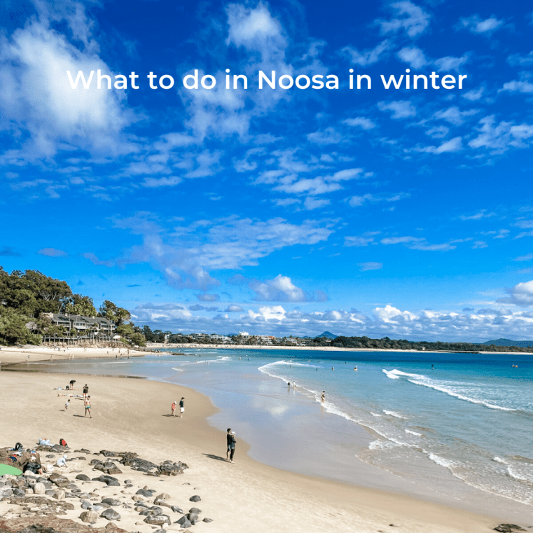 What do in Noosa in winter