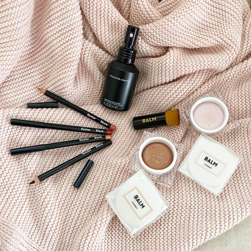 3 Australian natural makeup brands