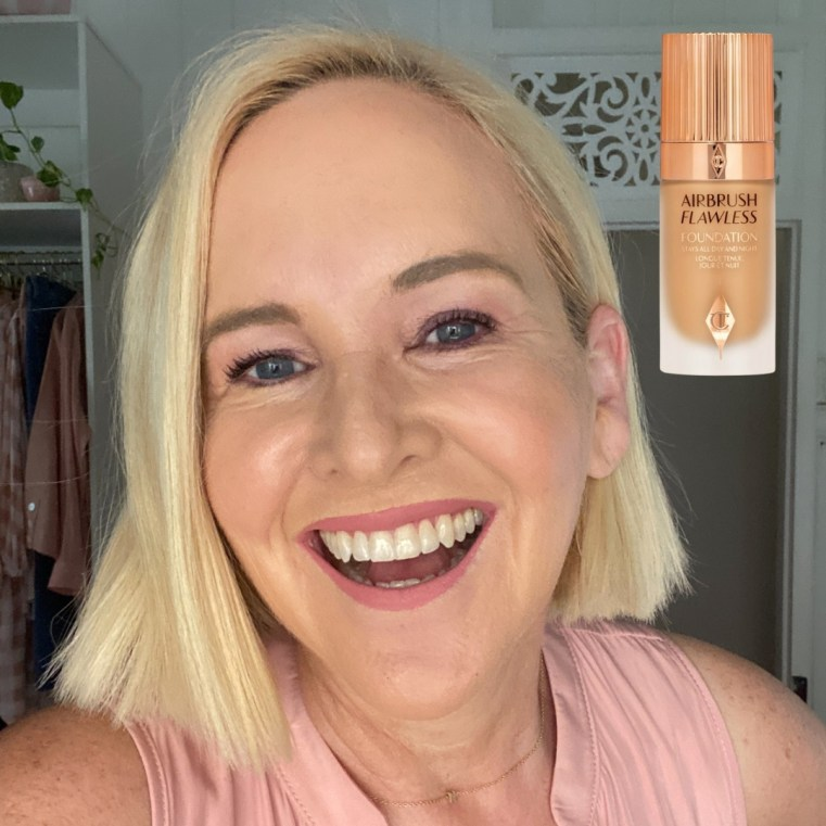 8 Foundations for peri and menopause skin - Charlotte Tilbury Airbrush Flawless Foundation
