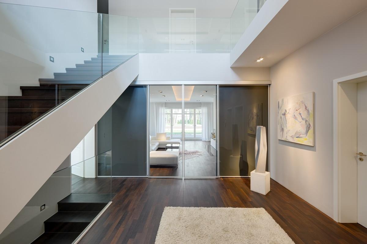 Interior Design Eine Villa In Potsdam