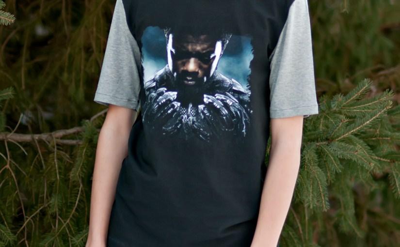 Black Panther ready