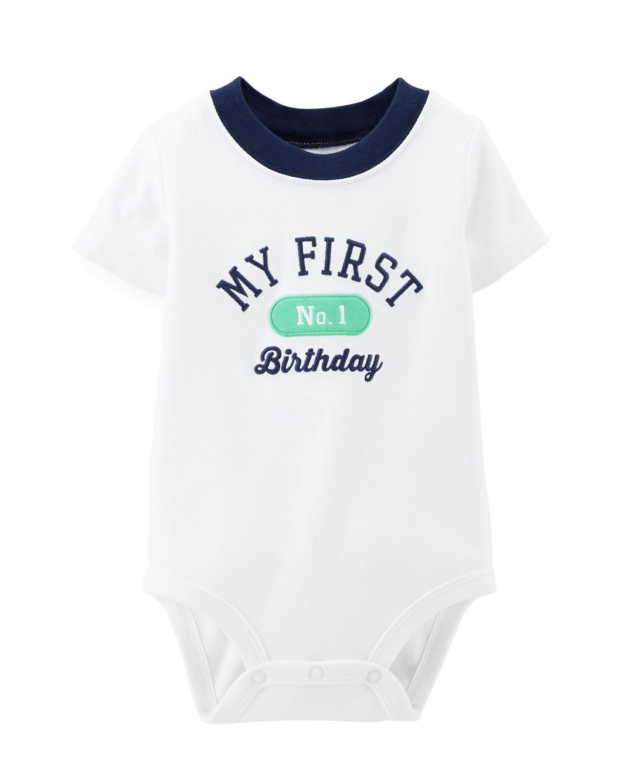 Cute Carter S Baby Boys Birthday Bodysuit Baby Baby Boy First Birthday Outfit Baby Clothes Baby Clothing Baby Boy Clothes Baby Girl Clothes Cheap Name Brand Clothes For Kids Toddler Name Brand