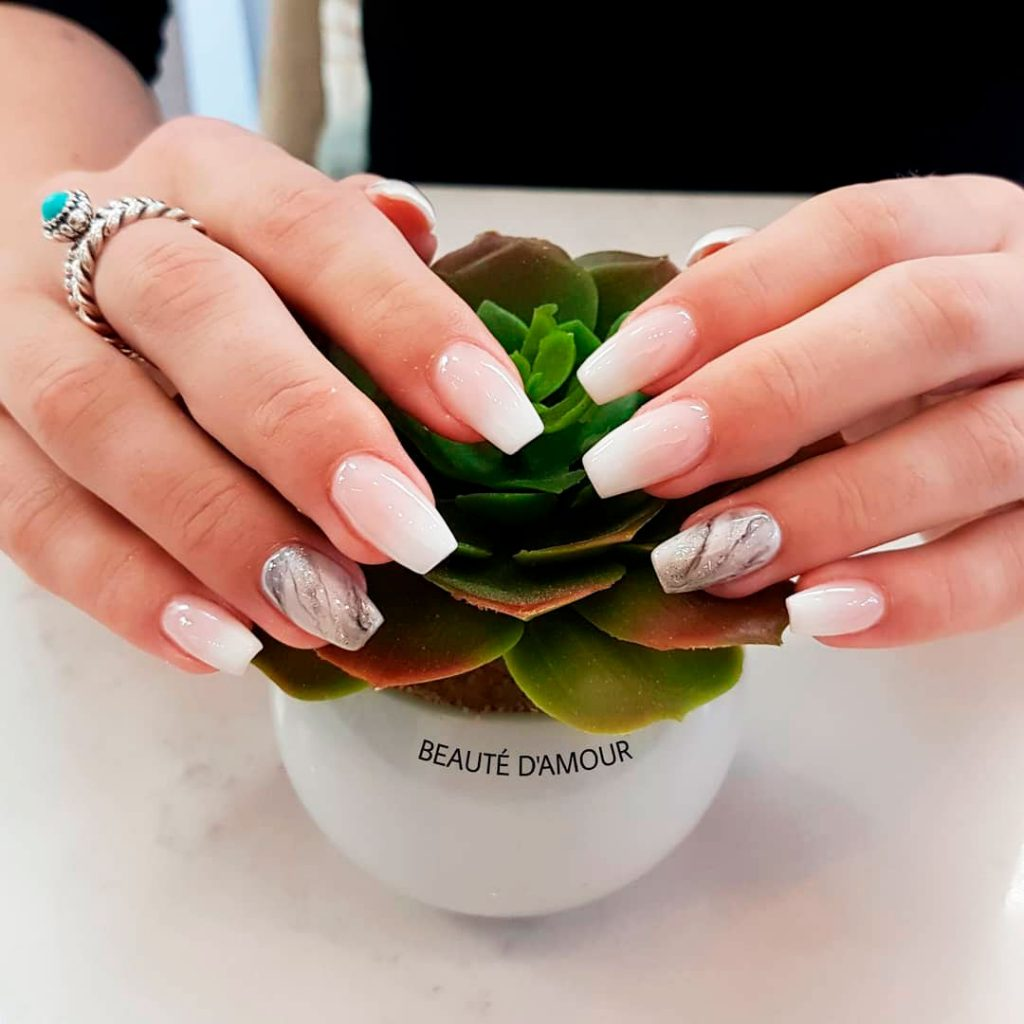 9 Stunning Modern French Manicure Ideas Stylish Belles