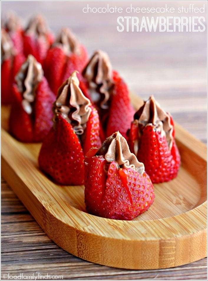 10 Heavenly Strawberry And Chocolate Desserts For