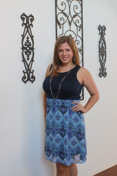 stitch fix december 2015 review Papermoon Shelia Dress