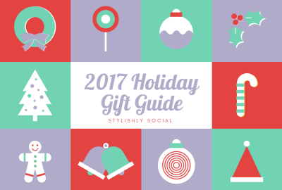 2017 Holiday Gift Guide #giftguide #giftideas #christmas