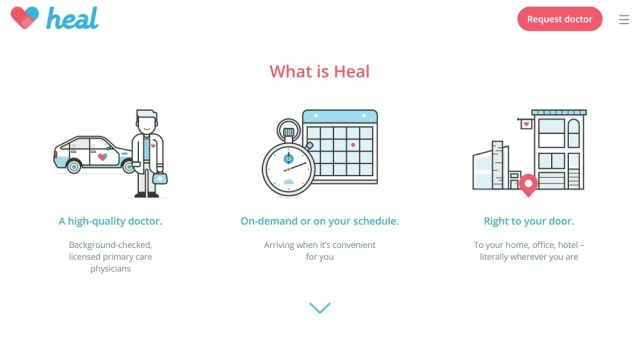 Need a Doctor? Get a House Call with Heal! #WeHealNow #AffordableHealthcare