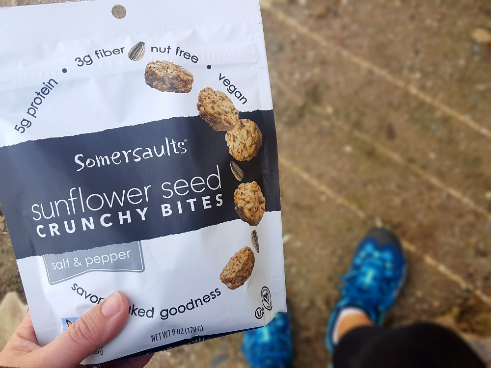 Snack On-The-Go with Somersaults Sunflower Seed Snacks #SomersaultLife #IC #ad