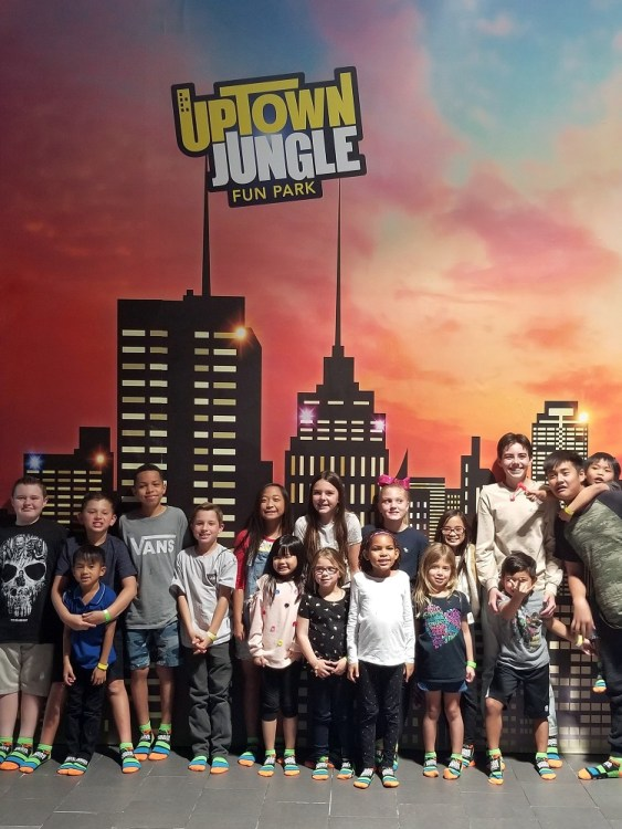 Uptown Jungle Murrieta #uptownjungle #murrieta #birthdayparty