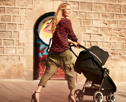 CYBEX Gold Line #CYBEXDesign #stroller #carseat #babygear