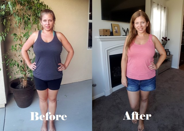 Personal Trainer Food Final Results #personaltrainerfood #health #weightloss