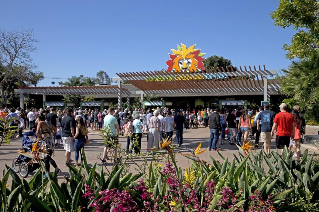 San Diego Zoo Centennial #sdzoo100