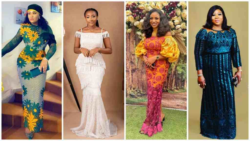 Amazing Owambe Styles that rocked the weekend