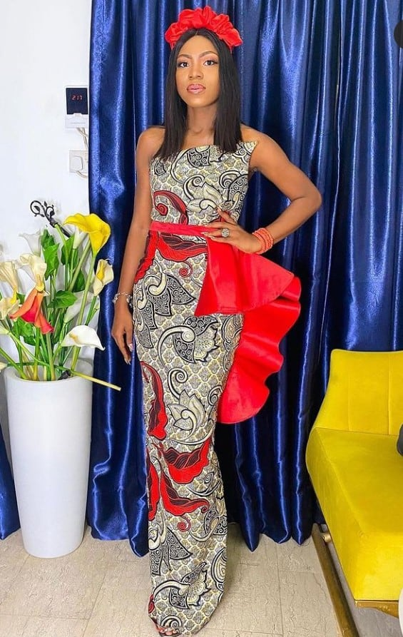 Trending and fascinating ankara styles you  consider