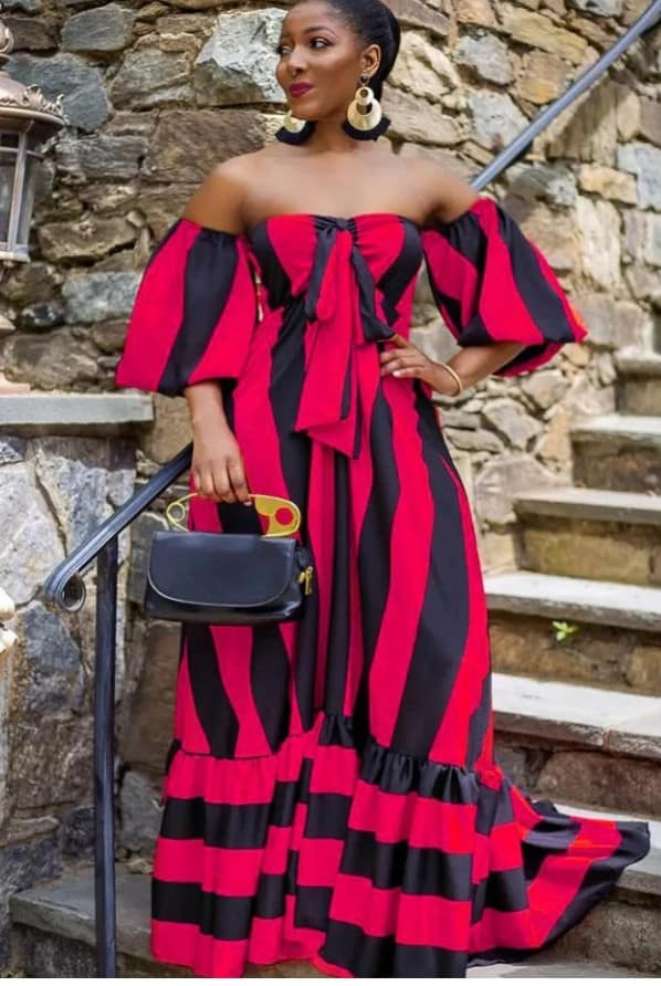 Stylish maxi Gown Styles