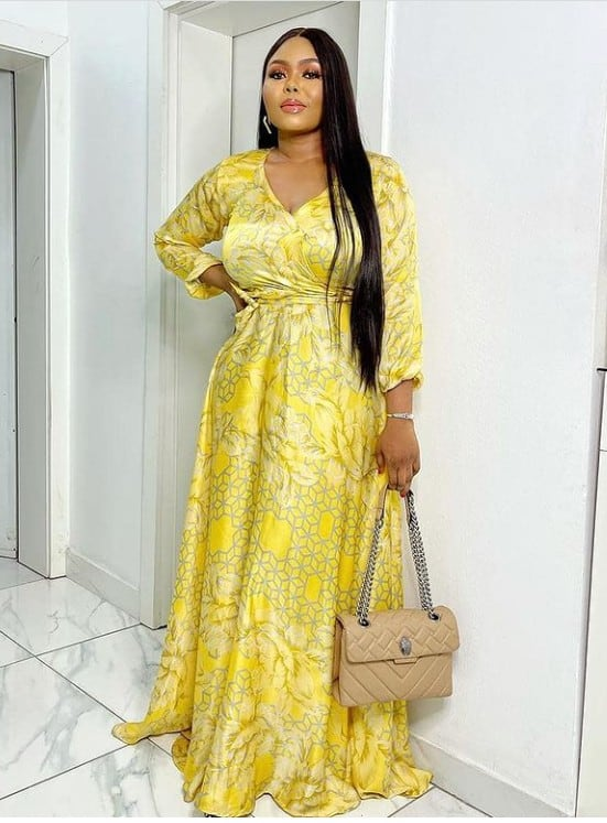 Trending maxi gown styles