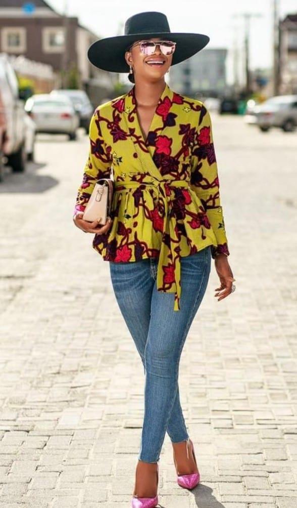 Beautiful Ankara styles for weekend Slay