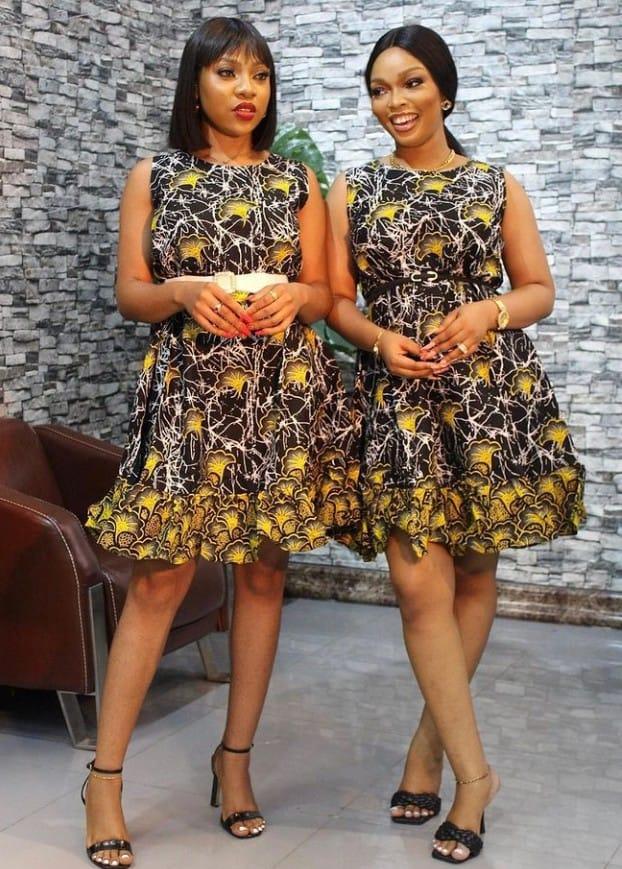Stylish and classy ankara styles for weekend Slay