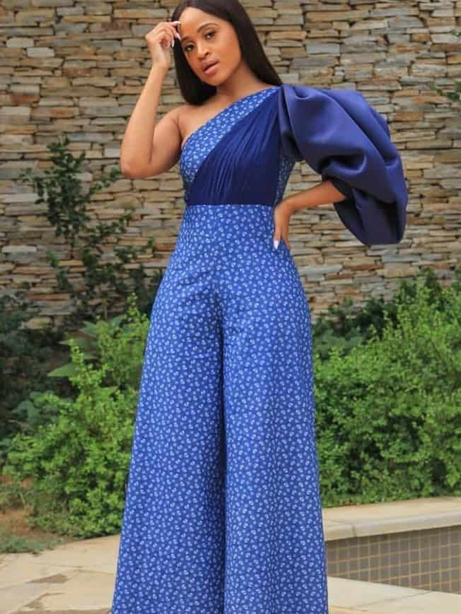 Trending and stylish jumpsuit styles for weekend Slay