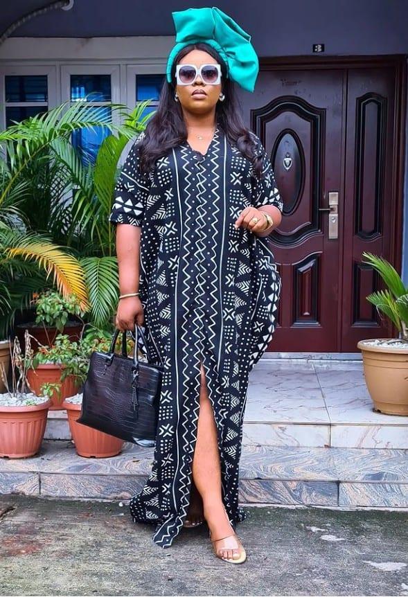 Gorgeous Bubu kaftan Styles for Stylish Ladies
