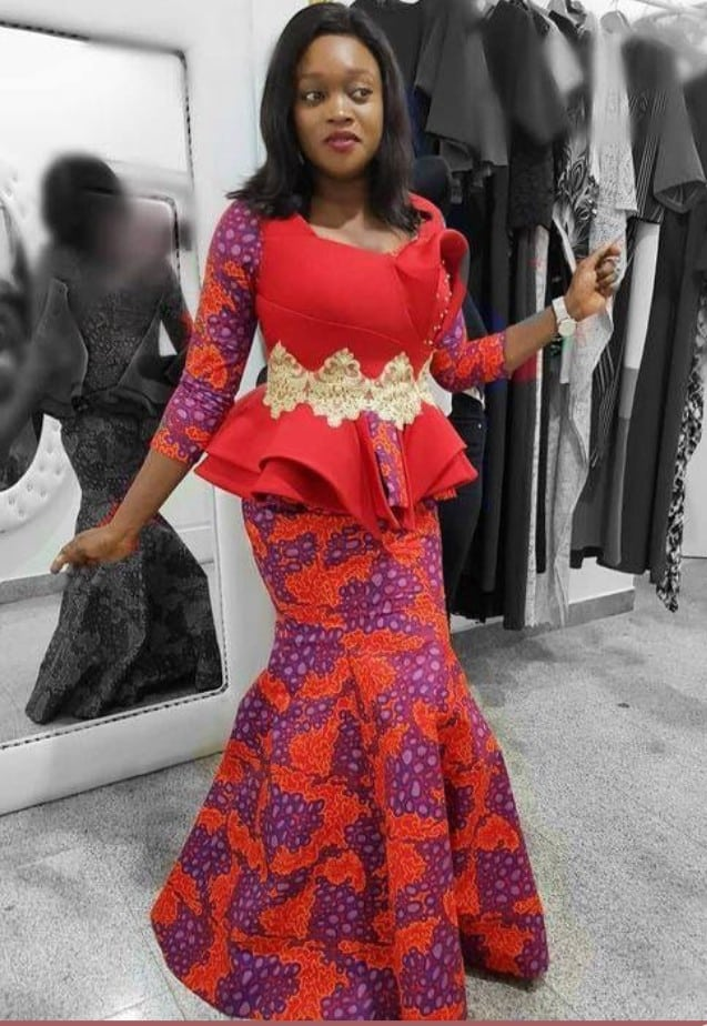 Fabulous Ankara Styles for Church and Other Occasions
