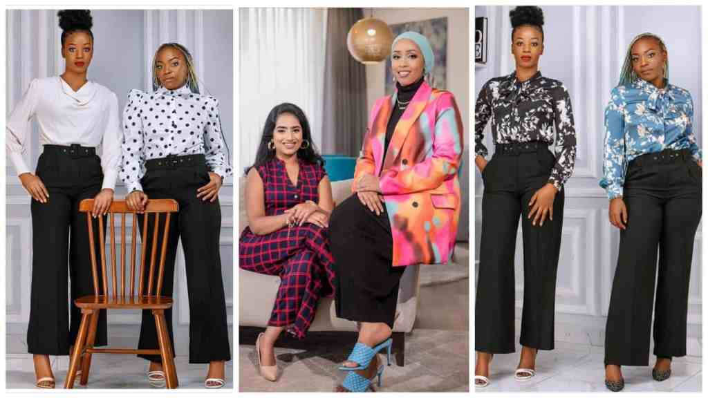 Cute Work Place Styles for Colleagues Who Slays Together