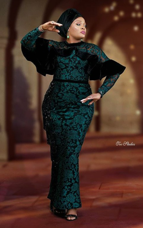 Sophisticated and Elegant Styles for Owambe Celebrants