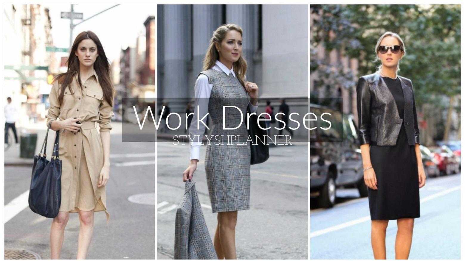 Work Dresses
