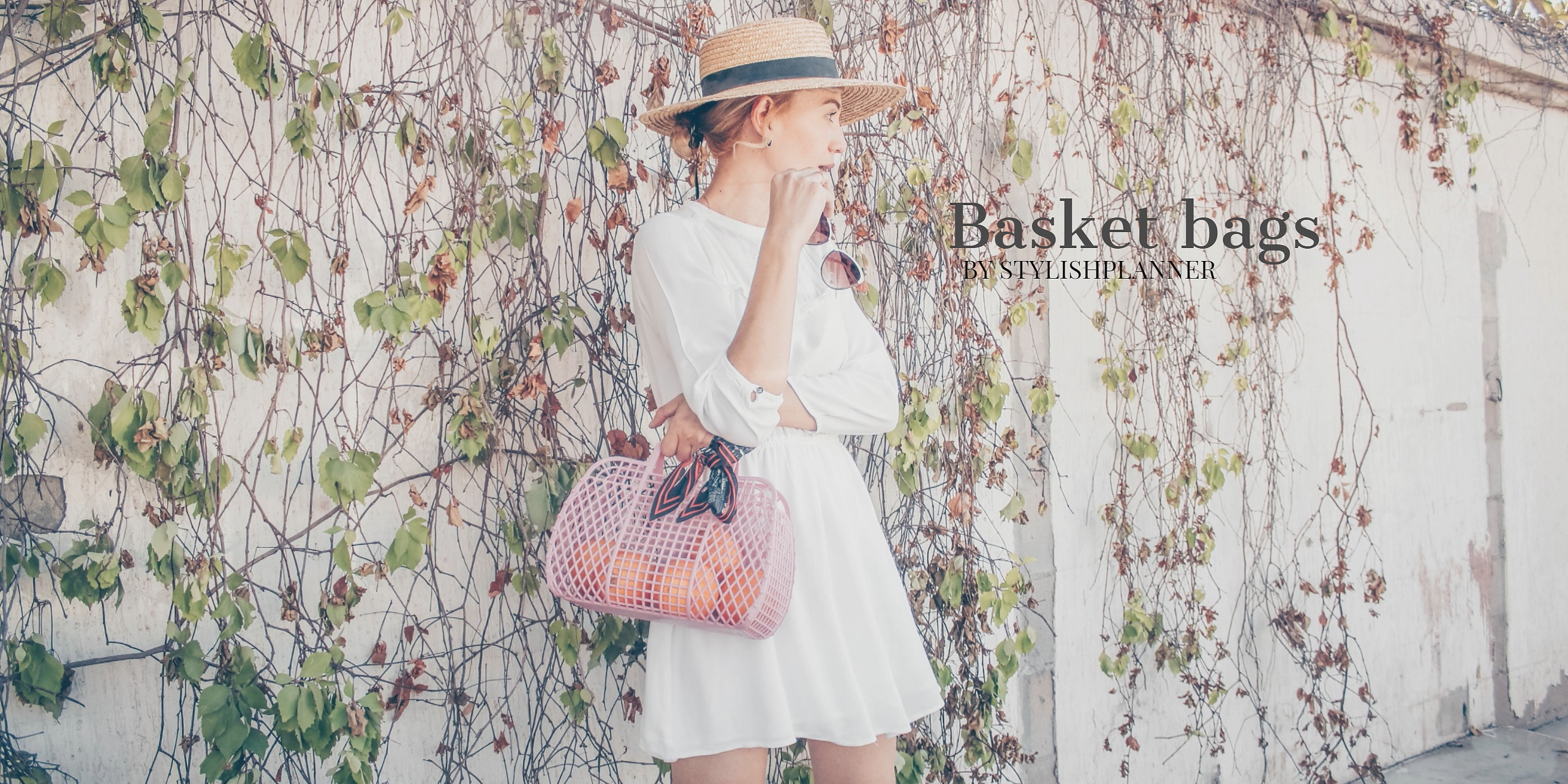 The basket bags