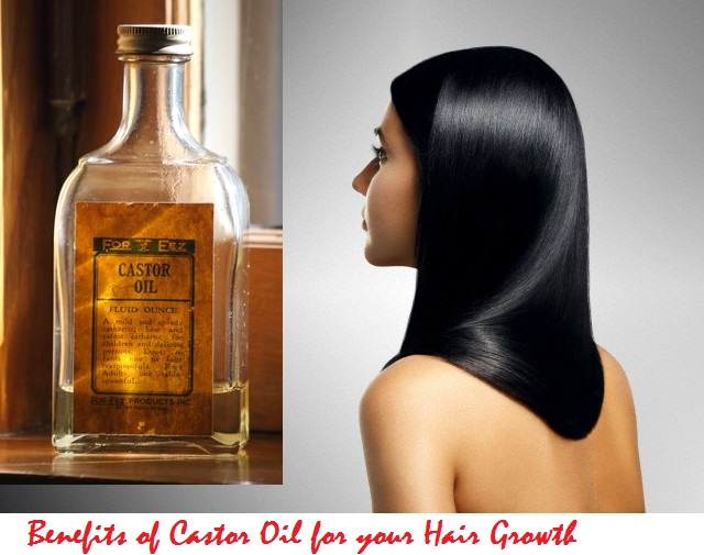 How To Use Castor Oil For Hair Growth Best Benefits