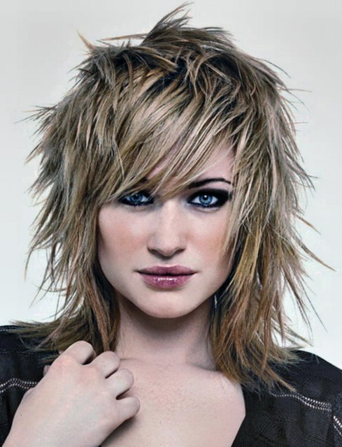 Popular Short Punk Hairstyles To Rock Your Fantasy Looks