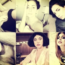 Lady Gaga Collage