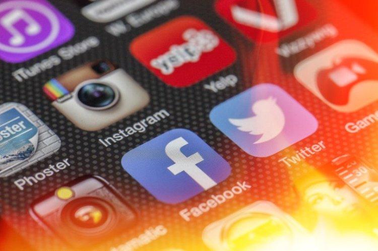 Social Network Icone App
