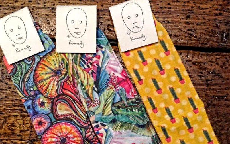 Homely Cool: la calza diventa pura arte