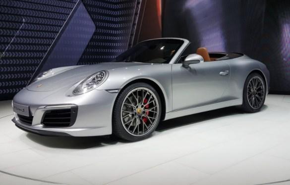 Porsche 911 Carrera IAA 2015